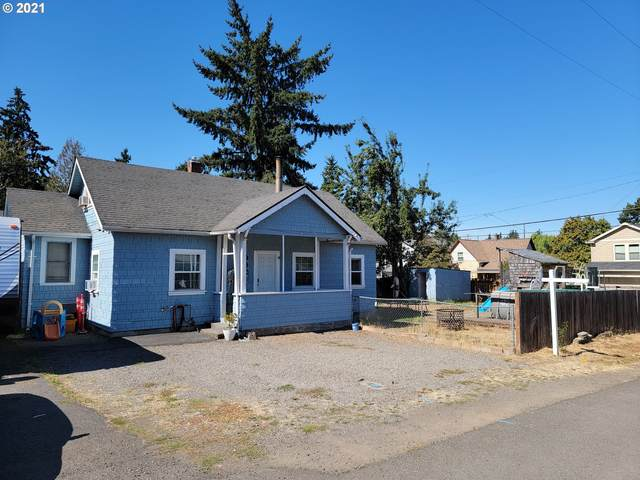 9503 SE 65TH Ave, Milwaukie, OR 97222 (MLS #21244419) :: Holdhusen Real Estate Group