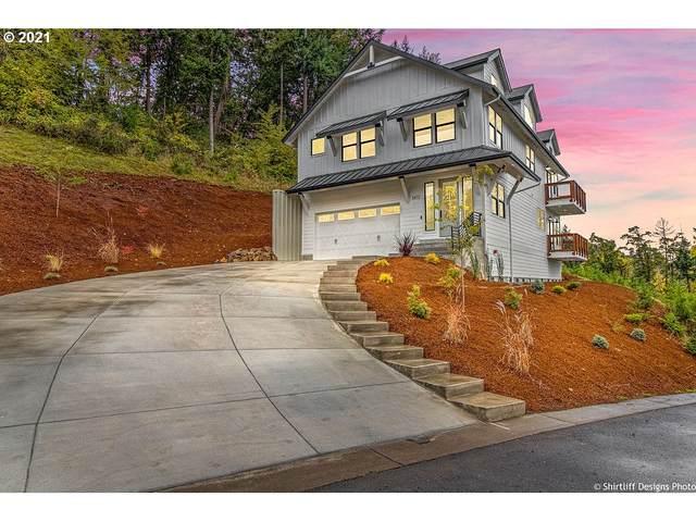 3472 Mountain Ash Blvd, Eugene, OR 97405 (MLS #21244439) :: Brantley Christianson Real Estate