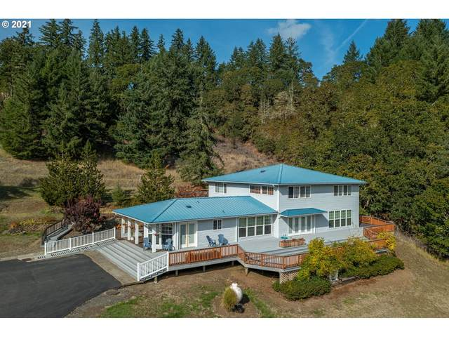 17461 SW Gopher Valley Rd, Sheridan, OR 97378 (MLS #21244498) :: Holdhusen Real Estate Group