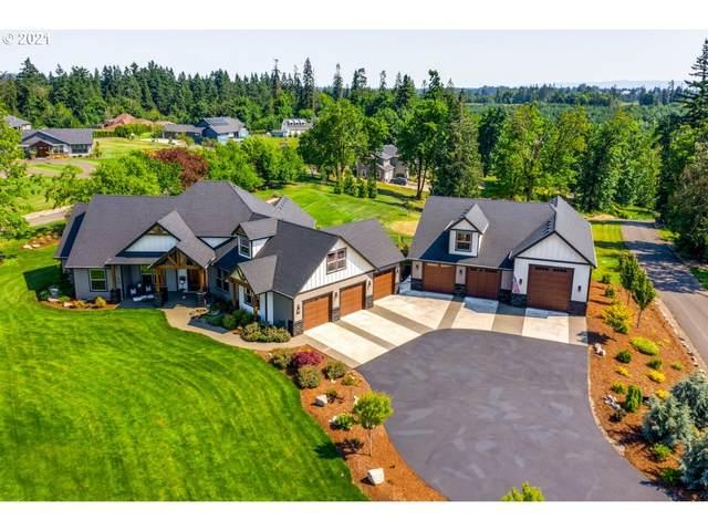 5701 NW 234TH St, Ridgefield, WA 98642 (MLS #21244655) :: Cano Real Estate