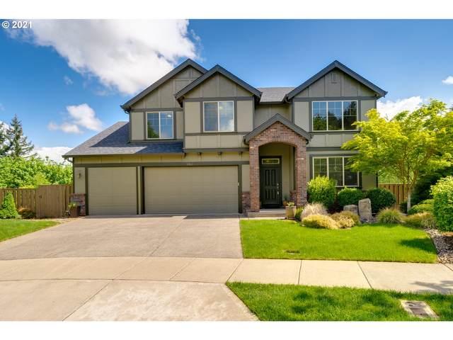 2941 NW Hill St, Camas, WA 98607 (MLS #21244913) :: Cano Real Estate