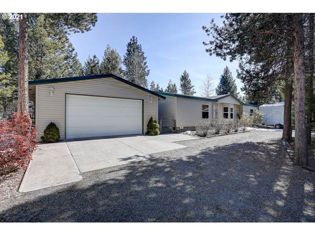 55880 Wood Duck Dr, Bend, OR 97707 (MLS #21244916) :: Brantley Christianson Real Estate