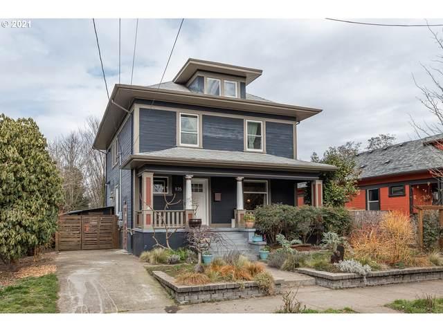 835 N Webster St, Portland, OR 97217 (MLS #21244977) :: Tim Shannon Realty, Inc.