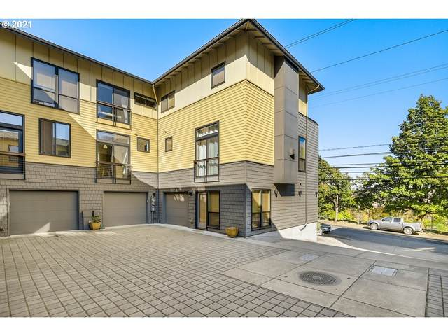 5113 S Corbett Ave I, Portland, OR 97239 (MLS #21245017) :: Tim Shannon Realty, Inc.