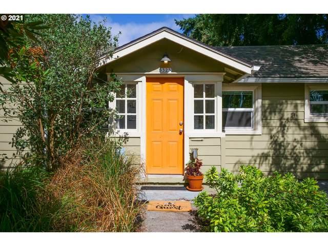 5325 N Fessenden St, Portland, OR 97203 (MLS #21245024) :: Cano Real Estate