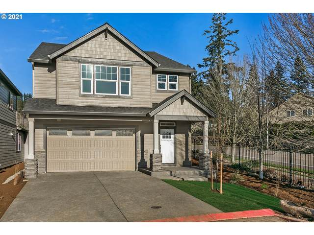 11732 SE Golden Eagle Ln Lot25, Happy Valley, OR 97086 (MLS #21245199) :: Next Home Realty Connection