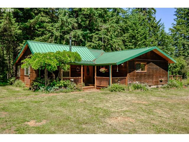 43006 Rodgers Mountain Loop, Scio, OR 97374 (MLS #21246021) :: Townsend Jarvis Group Real Estate