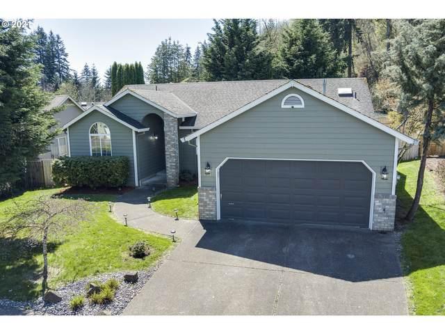4811 SE Powell Butte Pkwy, Portland, OR 97236 (MLS #21246137) :: Premiere Property Group LLC