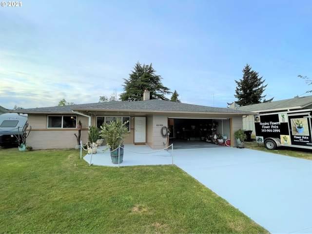8149 SE Clackamas Rd, Milwaukie, OR 97267 (MLS #21246143) :: Lux Properties