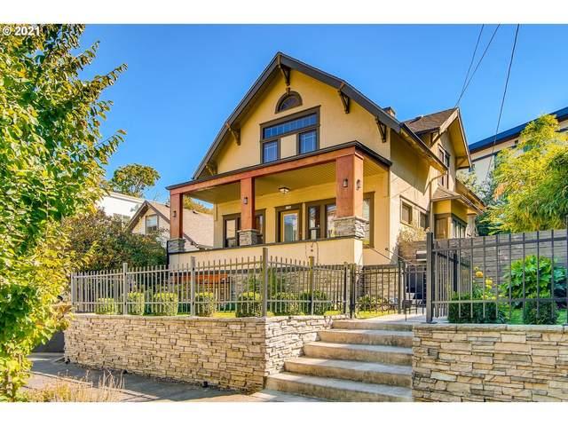 1704 N Willis Blvd, Portland, OR 97217 (MLS #21246226) :: Townsend Jarvis Group Real Estate