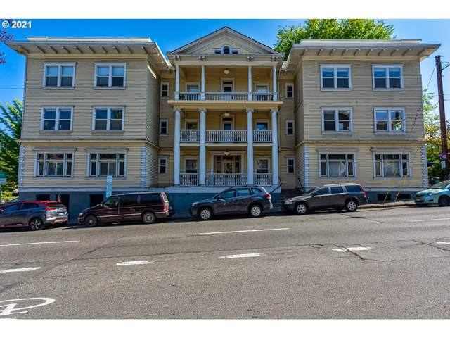 1810 NW Everett St #103, Portland, OR 97209 (MLS #21246362) :: The Pacific Group