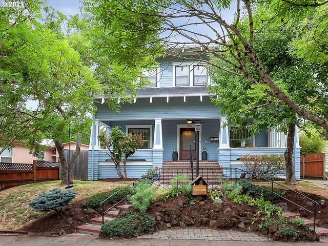 4535 SE Center St, Portland, OR 97206 (MLS #21246461) :: Holdhusen Real Estate Group