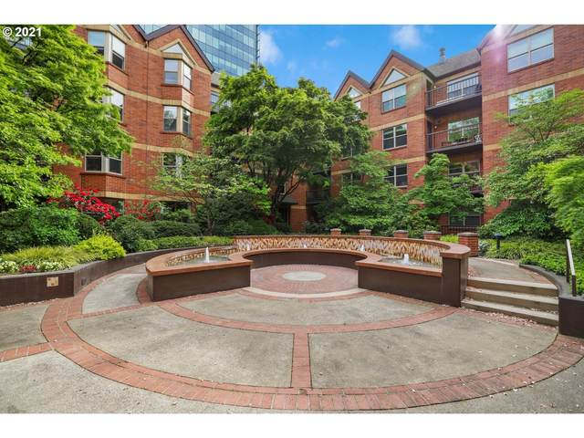1500 SW Park Ave #221, Portland, OR 97201 (MLS #21246677) :: Holdhusen Real Estate Group