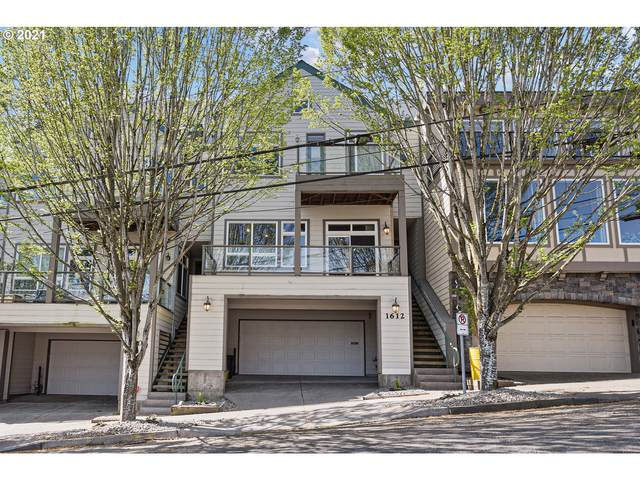 1612 SW Montgomery St, Portland, OR 97201 (MLS #21247422) :: Holdhusen Real Estate Group