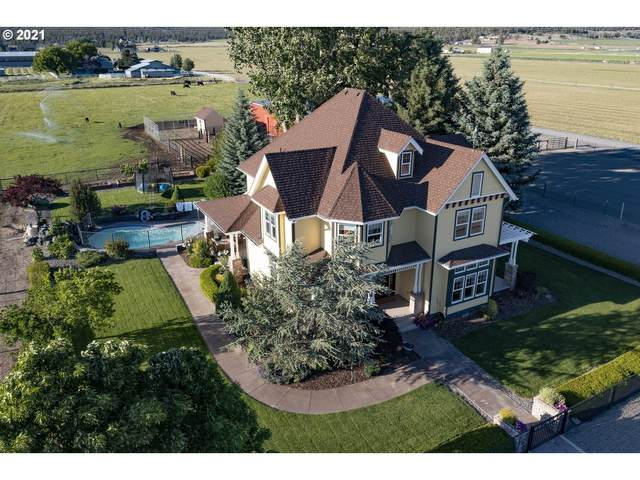 8521 NW Mountain View Acres Dr, Prineville, OR 97754 (MLS #21247689) :: The Liu Group