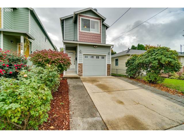 6974 N Columbia Way, Portland, OR 97203 (MLS #21247741) :: Townsend Jarvis Group Real Estate