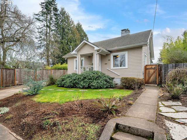 84 NE Saratoga St, Portland, OR 97211 (MLS #21248265) :: Stellar Realty Northwest