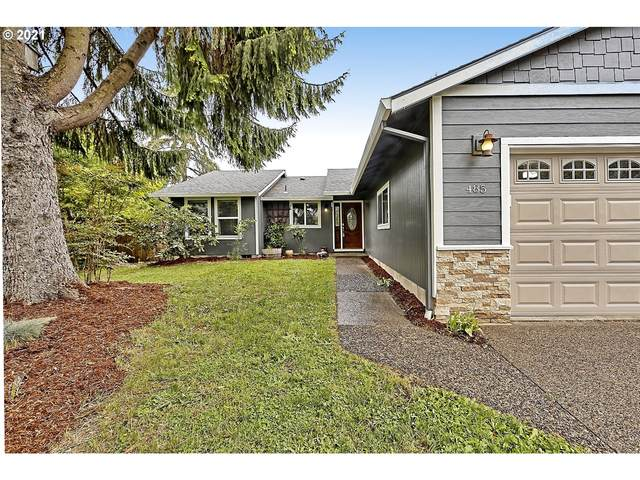 485 NW Dyreka Ct, Mcminnville, OR 97128 (MLS #21248343) :: Fox Real Estate Group