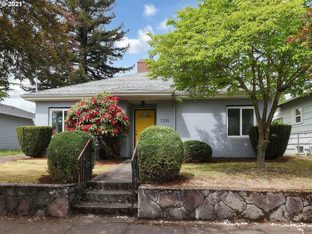 7335 N Jersey St, Portland, OR 97203 (MLS #21248447) :: RE/MAX Integrity