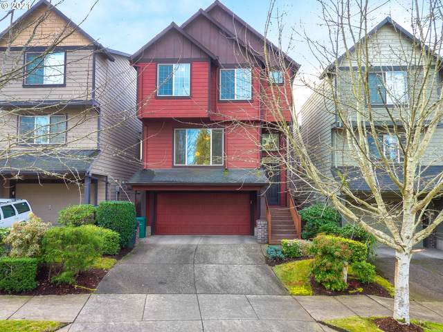 19862 SW Jette Ln, Beaverton, OR 97003 (MLS #21248469) :: Fox Real Estate Group