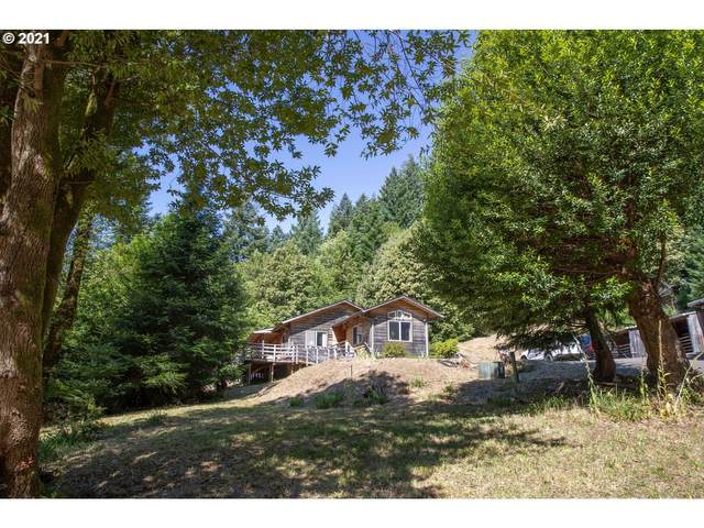 95603 Sixes River Rd, Sixes, OR 97476 (MLS #21248519) :: Song Real Estate