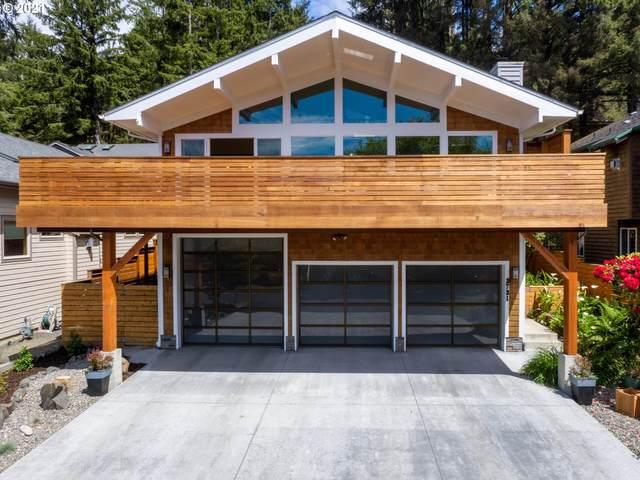 3731 Coho Pl, Cannon Beach, OR 97110 (MLS #21248605) :: Premiere Property Group LLC