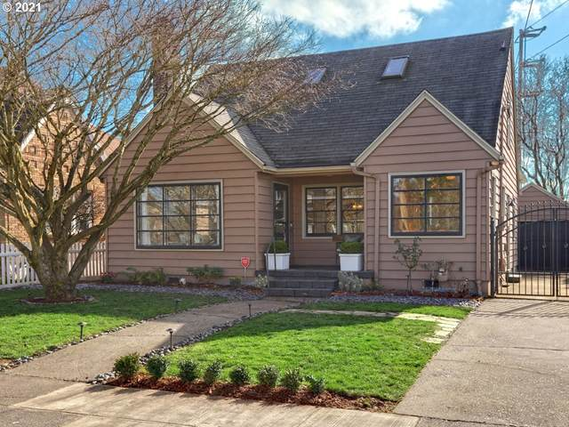 2714 N Willamette Blvd, Portland, OR 97217 (MLS #21248673) :: Cano Real Estate