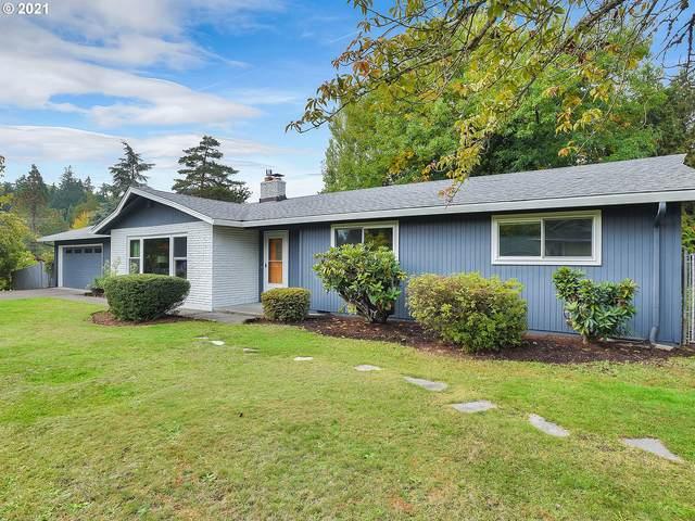 13295 SE Ryan Ave, Milwaukie, OR 97222 (MLS #21248898) :: Stellar Realty Northwest