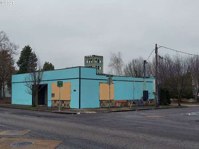 1195 SE Powell Blvd, Portland, OR 97202 (MLS #21249000) :: Next Home Realty Connection