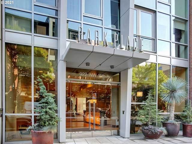 922 NW 11TH Ave #609, Portland, OR 97209 (MLS #21249173) :: Stellar Realty Northwest
