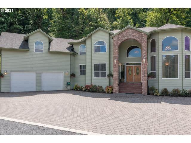 5122 SE Jenne Rd, Portland, OR 97236 (MLS #21249208) :: Cano Real Estate