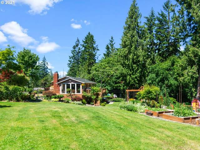 16683 S Windy City Rd, Mulino, OR 97042 (MLS #21249254) :: Next Home Realty Connection