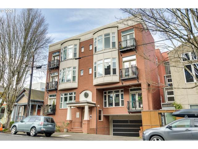 2537 NW Thurman St #304, Portland, OR 97210 (MLS #21249300) :: Lux Properties
