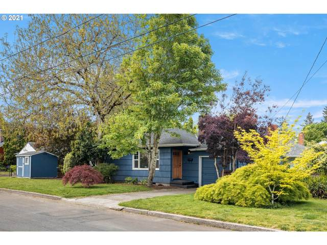 4711 SE 47TH Ave, Portland, OR 97206 (MLS #21249458) :: The Haas Real Estate Team