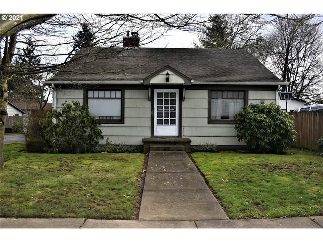 15306 SE Stark St A-1, Portland, OR 97233 (MLS #21249593) :: The Pacific Group