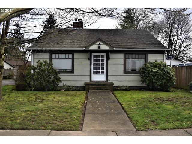 15306 SE Stark St A-1, Portland, OR 97233 (MLS #21249593) :: RE/MAX Integrity