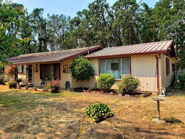 6845 Red Prairie Rd, Sheridan, OR 97378 (MLS #21249610) :: Holdhusen Real Estate Group