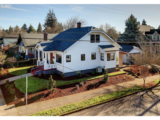 7034 N Ivanhoe St, Portland, OR 97203 (MLS #21249801) :: Next Home Realty Connection