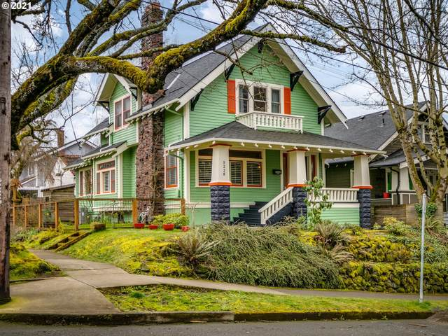 5228 SE Lincoln St, Portland, OR 97215 (MLS #21249861) :: RE/MAX Integrity