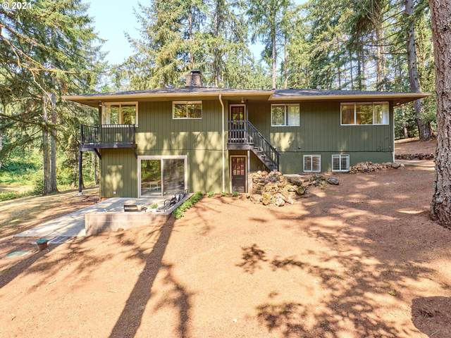 1040 Woodland Dr, Silverton, OR 97381 (MLS #21249927) :: Real Estate by Wesley