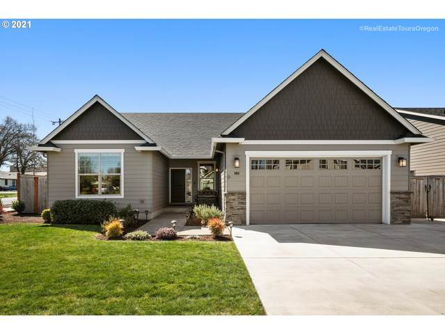 904 Howard Ave, Eugene, OR 97404 (MLS #21250009) :: The Haas Real Estate Team