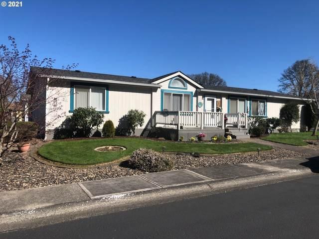 17559 NW Shadyfir Loop #60, Beaverton, OR 97006 (MLS #21250218) :: Fox Real Estate Group