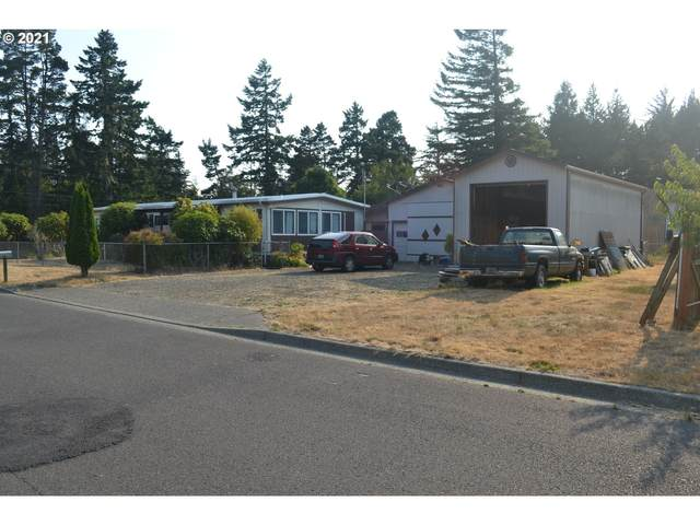 919 Tamarack St, Florence, OR 97439 (MLS #21250231) :: The Pacific Group