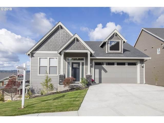 1375 NE Cooper Ln, Estacada, OR 97023 (MLS #21250326) :: Townsend Jarvis Group Real Estate