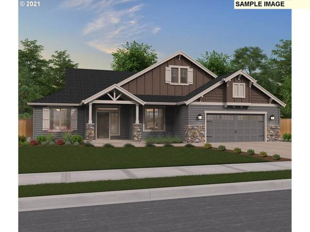 NE 181st Cir, Vancouver, WA 98682 (MLS #21250363) :: Song Real Estate