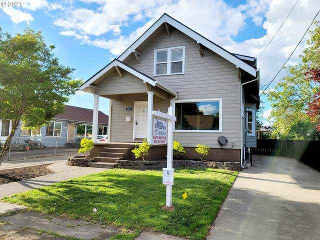 8243 NE Hassalo St, Portland, OR 97220 (MLS #21250444) :: Townsend Jarvis Group Real Estate
