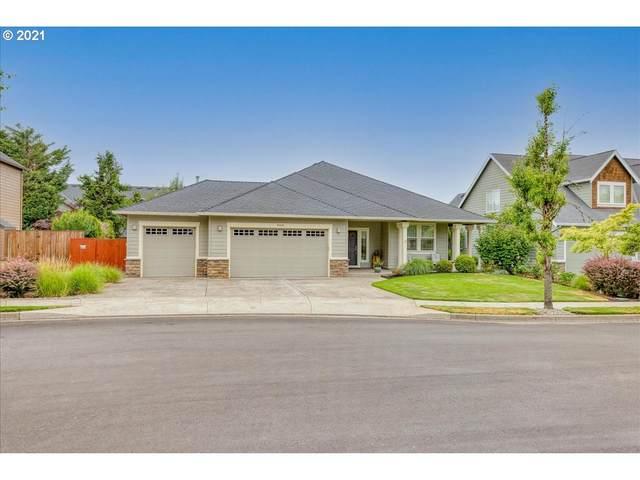 19895 Sophia Ct, Oregon City, OR 97045 (MLS #21250611) :: Beach Loop Realty
