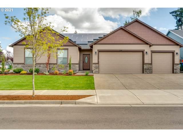 2141 Thomas Way, Hubbard, OR 97032 (MLS #21250780) :: Cano Real Estate