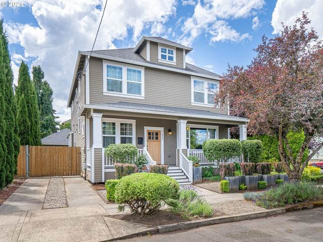 7634 N Kellogg St, Portland, OR 97203 (MLS #21250910) :: The Haas Real Estate Team