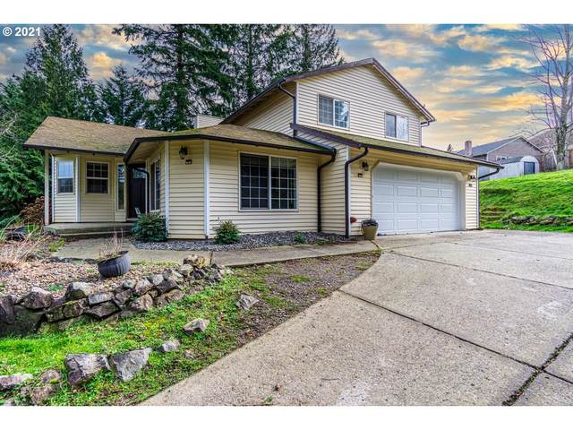 1264 NW 32ND Ave, Camas, WA 98607 (MLS #21251139) :: Fox Real Estate Group